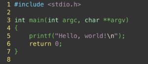 simple-c-code